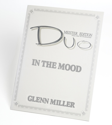 IN THE MOOD|Glenn Miller連弾楽譜