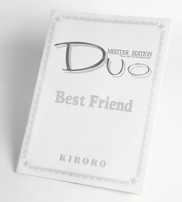 Best Friend|Kiroro連弾楽譜